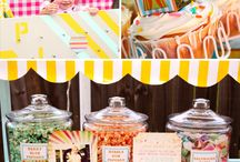Circus Party Ideas / by Gretchen | Three Little Monkeys Studio