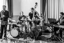 Ariel Jazz Four Quartet / Piano - Double bass - Drums - Saxophone