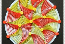 Contemporary Quilling / A gallery of artwork made by the members of Contemporary Quilling