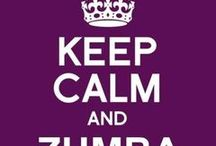 ZUMBA ~ LOVE!!!! / I am a true baby boomer & Zumba is the most addicting form of exercise!!! If you have wanted to start having serious fun with your body & build strength as well as cardio fitness try Zumba!!! / by Debra Slack