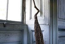 Besom/Brooms / by Tanya Shine