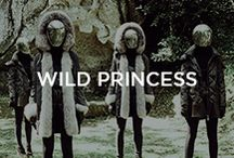 Wild Princess / Join the army of fashion... the most stylish parkas, the best looking military-chic clothes and the most amazing look for this season / by Moncler