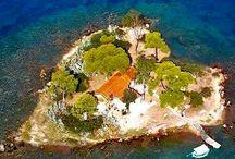 Poros & Hydra islands - Greece