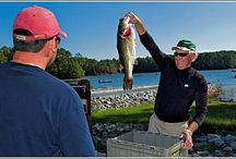Fishing South Carolina State Parks / From the coast to the upstate, South Carolina is full of great spots to catch dinner!  / by South Carolina State Parks
