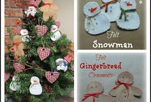 Boże Narodzenie / cliparty,ozdoby, inspiracje
