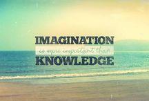 Inspiration / A compilation of inspirational photos