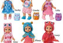 мини куклы
