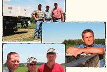 People in Agriculture / AgHires pays tribute to those hard working people in Ag.