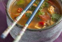soupes thaï