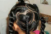 Little chicas hair