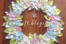Linolyum wreaths