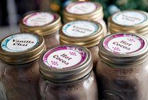 Yummy-Mason Jar inspiration