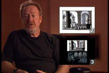 Filmmaking / Images and video of the filmmaking process in the past and present. / by Alan Bloom
