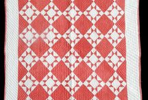 Vintage / antique quilts
