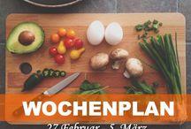 Plan Ernährung