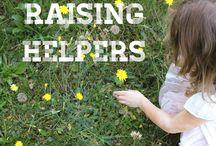 Raising a child / Parenting