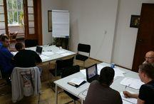 Fabryka Papieru / szkolenie w Czerwonaku :)