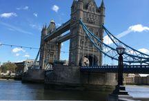 Visiter Londres / Londres sous le soleil