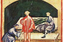 Medieval tailoring
