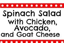 Brady Gurl Salads