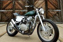 Mule custom motorcycles