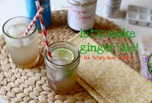 Delicious Drinks / by Erin Rainville Nanzer