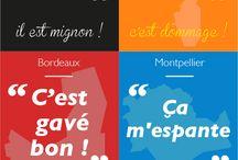 Learn French / Français | French language | Study French | Learn French | French words | Speak French | French verbs | Parler Français | France |