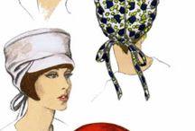 halston and designer hats