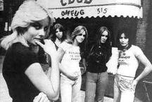 The Runaways @ CBGB