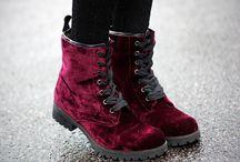 Zapatos y botas temporada otoño/invierno☔2016/2017