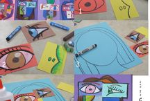 Art Ed - art history / by Denyse Cohen