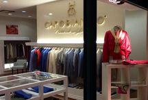 CAPOBIANCO Ascona (CH) / Boutique CAPOBIANCO Ascona (CH)