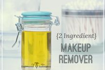 Natural Beauty / Tips, Tricks & Products/Recipes