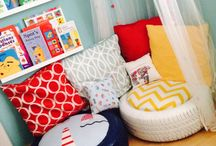 DIY kids seating