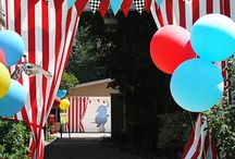 Themes: Circus Party