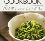 Japanese recipes.