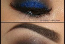 Makeup, hair, beauty