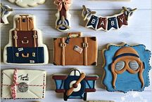 Traveling Baby Shower Theme