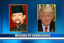 His Majesty's Message of Condolences