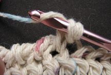 Candies crocheting