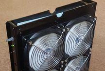 hepa fan filters