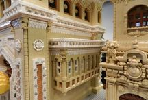 Stunning LEGO designs / My repository of stunning artwork, techniques and detail ideas.