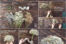 Baby's Breath Arrangements