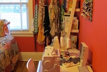 Quilting Space / by Cyndy Huntington