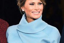 First Lady Melania