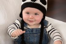 Baby patterns / Sewn, Crochet & knitted items