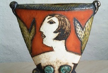 ceramics / by David Jackson's Tufted Puffin Gallery