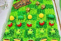 Plants vs zombies bday