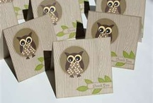Cards/ Paper Crafts/Cricut / by Sheri Phelan