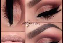 Make-up for Eyes & Lips